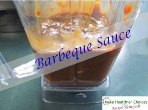 BBQ Sauce Recipe Renegade