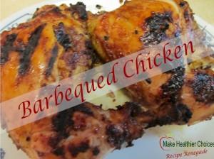 Barbequed Chicken Recipe Renegade