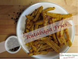 Rutabaga Fries Recipe Renegade