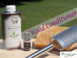 Wood Conditioner Recipe Renegade