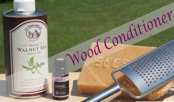 Wood Conditioner – Great for Cutting Boards