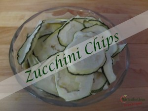 Zucchini Chips Recipe Renegade