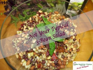 Bean Salad Recipe Renegade