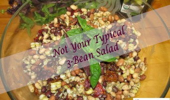 Not Your Typical 3-Bean Salad