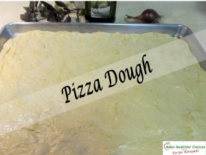 Dough in pan Recipe Renegade