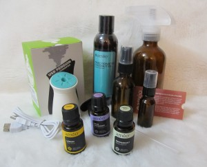 Essential Oil Prize Pack