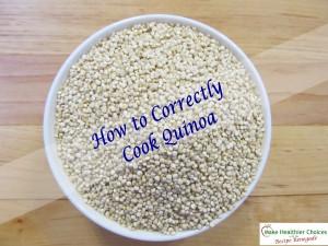 Quinoa Recipe Renegade