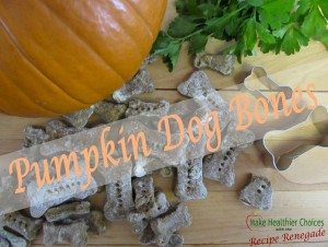Pumpkin Dog Bones Recipe Renegade