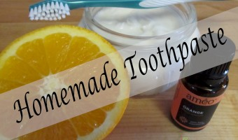 Homemade Toothpaste – Secret to the Right Consistency