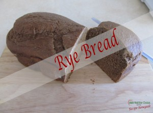Rye Bread Recipe Renegade