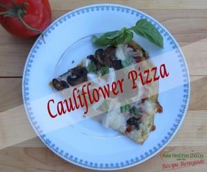 Cauliflower Mushroom Pizza MHC RR