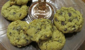 Jo-Anne's Favorite Chocolate Chip Cookies