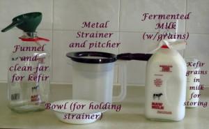 milk kefir 5